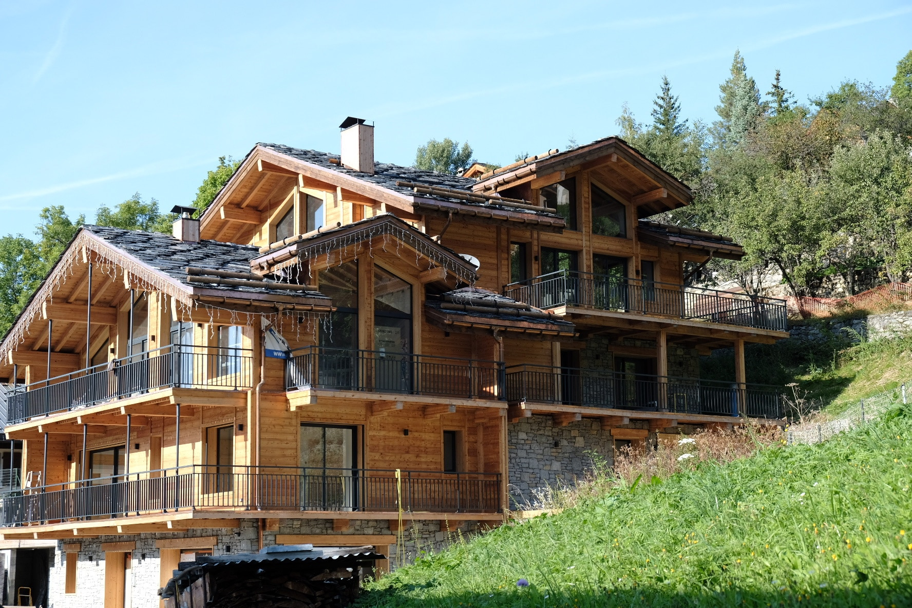 Chalet de Luxe The French Lodge - Paradiski