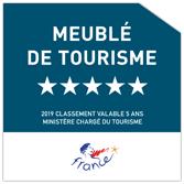 Meublé de Tourisme 5 Etoiles